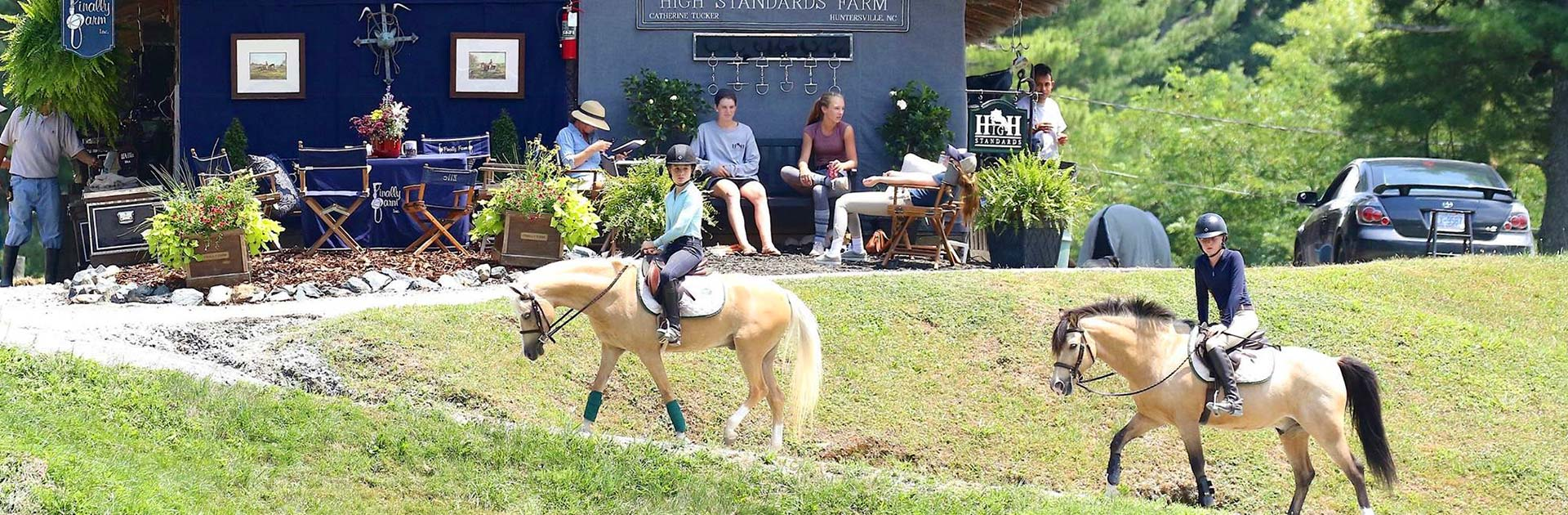 Camping | Blowing Rock Charity Horse Show